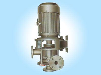 Vertical Sealless Glandless Pump